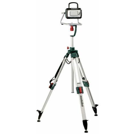 Metabo Projecteur de chantier sans fil BSA 14.4-18 LED Set, avec trépied, carton (sans batterie et chargeur) - 690728000
