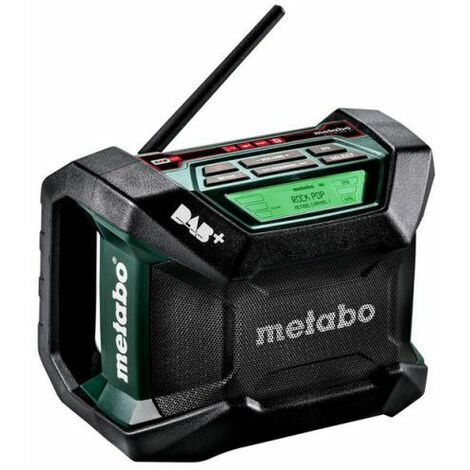 Metabo R 12-18 DAB+ BT (600778850) RADIO DE CHANTIER SANS FIL