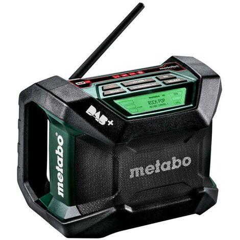 Metabo R 12-18 DAB+ BT Cordless Bluetooth Job Site Radio