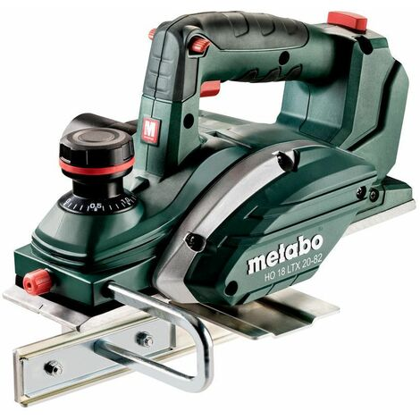 Metabo Rabot sans fil HO 18 LTX 20-82, carton (sans batterie et chargeur) - 602082890