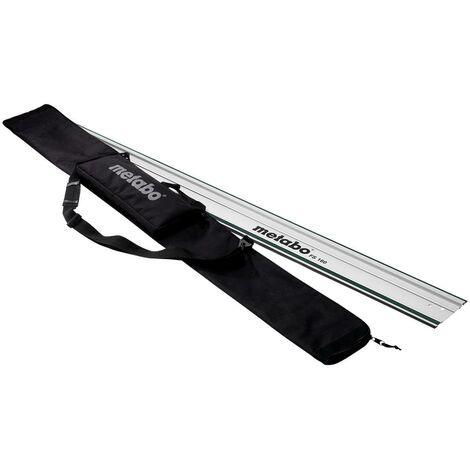 Metabo Rail de guidage FS 160 dans une sacoche FST, longueur 160 cm - 629011700
