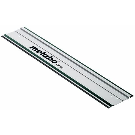 Metabo Rail de guidage FS 80. Longueur 80 cm (629010000)