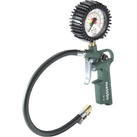 Metabo RF 60 Gonfle-pneu pneumatique 1/4 (6,3 mm) 12 bar