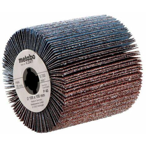Metabo Roue abrasive à lamelles 105x100 mm, p 120 (623480000)