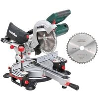 METABO Scie à onglet radiale KGS 216 M 1500W - 690827000