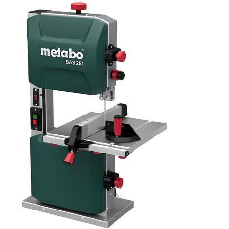 METABO Scie a ruban - BAS 261 - Precision
