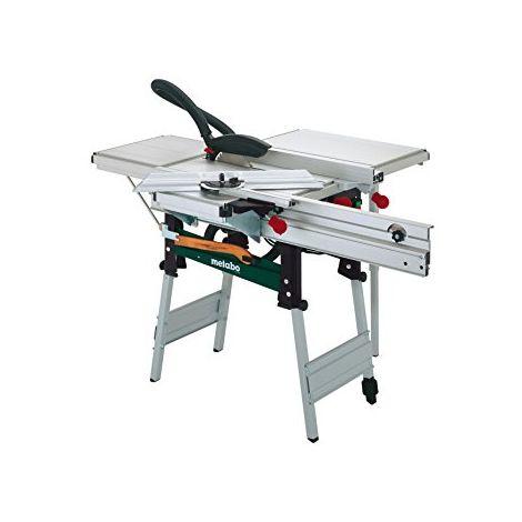 Metabo - Scie circulaire de table 1800W 220x30mm avec kit d'accessoires - UK 290 Set