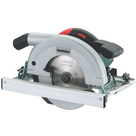 Metabo Scie circulaire portative de 1400 watts KS 66 Plus