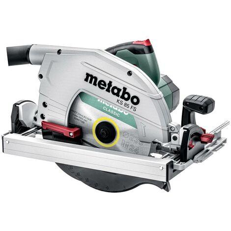 Metabo Scie circulaire portative KS 85 FS, Coffret - 601085500