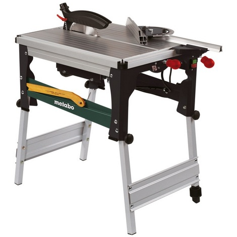 Metabo - Scie circulaire radiale sous table 1800W - UK 290