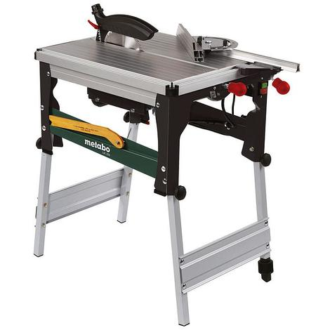 Metabo - Scie circulaire radiale sous table 2200 W L 333 mm Ø lame 220 x 30 mm - UK 333