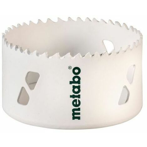 Metabo Scie cloche hss bi-métal, 86 mm (625200000)