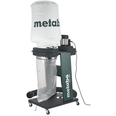 Metabo SPA 1200 Aspirateur à sciures - 550W - 65L