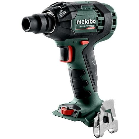 "Metabo SSW 18 LTX 300 BL 1/2"" Impact Wrench Body Only"