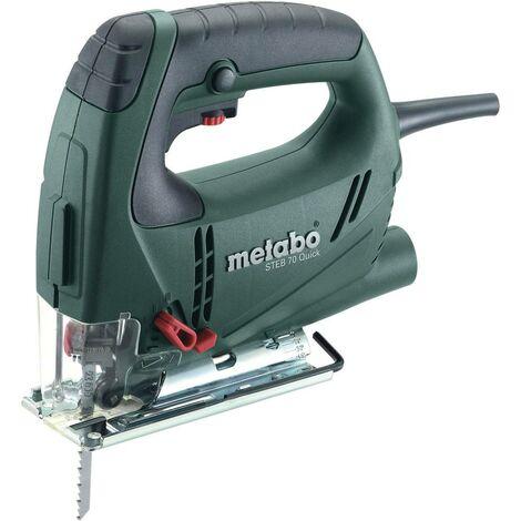 Metabo STEB 70 Quick Scie sauteuse 601040500 + mallette 570 W