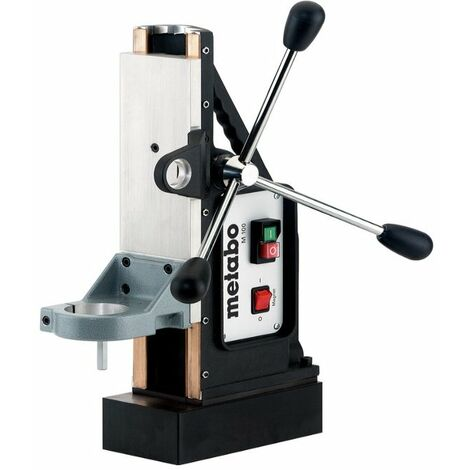Metabo - Support magnétique 18000N 110x220mm - M 100