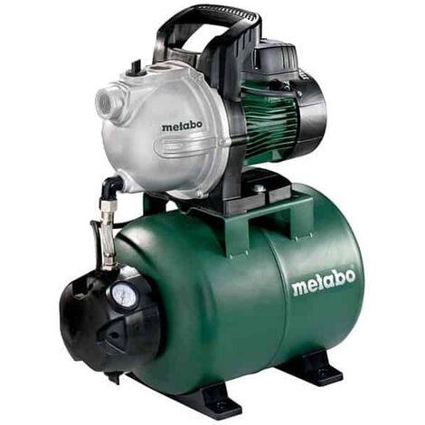 METABO Surpresseur avec réservoir 24L HWW3300/25G - 600968000
