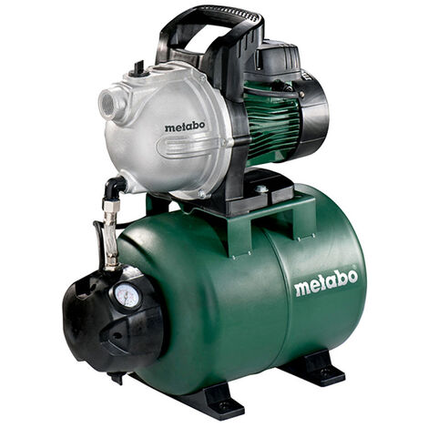 Metabo Surpresseur avec réservoir HWW 3300/25 G