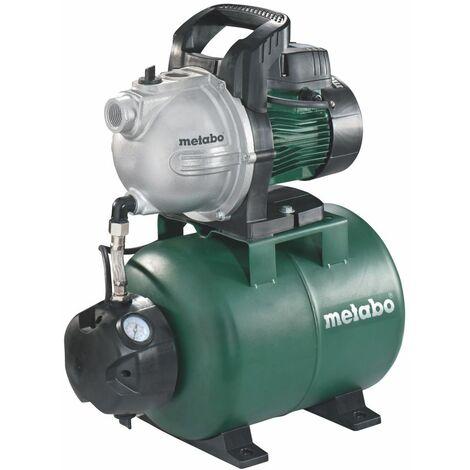 Metabo Surpresseur avec réservoir HWW 4000/25 G / 1 100 watts