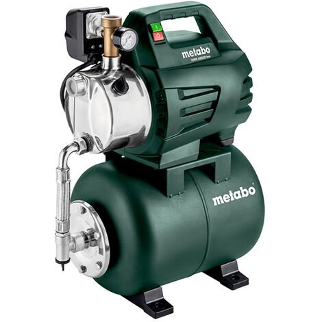 Metabo Surpresseur avec réservoir HWW 4000/25 Inox - 600982000
