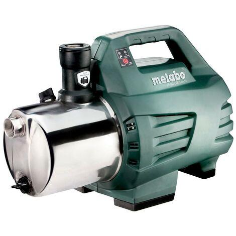 Metabo Surpresseur HWA 6000 Inox - 1300 W - 5,5 bar