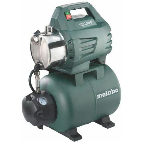 Metabo Surpresseur HWW 3500/25 Inox / 900 watts
