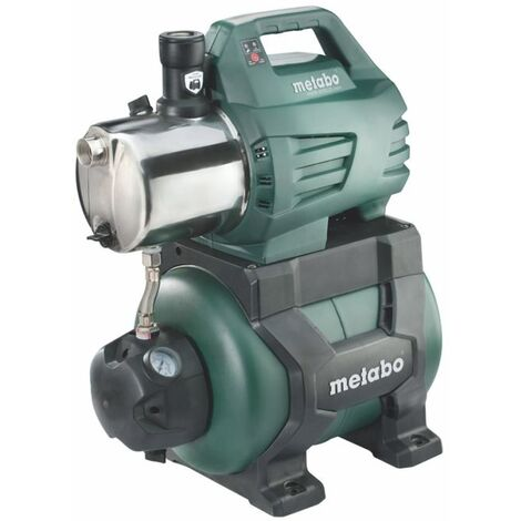 Metabo Surpresseur HWW 6000/25 Inox / 1 300 watts