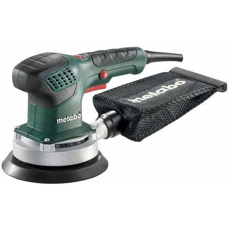 Metabo SXE 3150 Lijadora orbital aleatoria en estuche - 310W - 150mm - variable