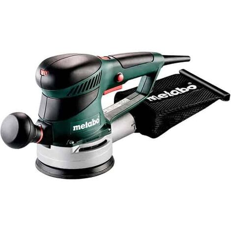 Metabo SXE 425 TURBOTEC (600131000) PONCEUSE EXCENTRIQUE 320 W, 125 mm