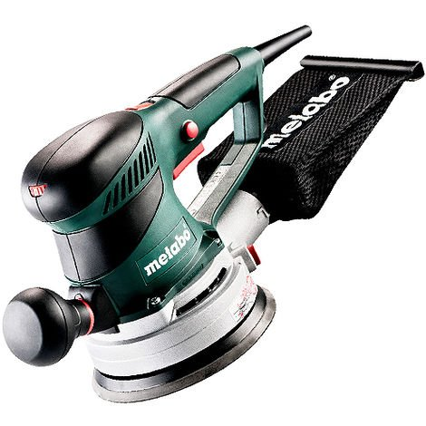 Metabo SXE450 150mm TurboTec Variable Speed Orbital Disc Sander 110V