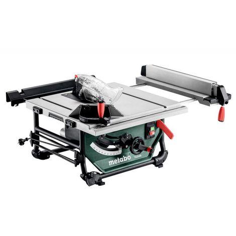 METABO Tischkreissäge TS 254 M (610254000); Karton