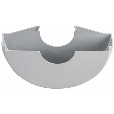 METABO Trennschleif-Schutzhaube 125 mm, halbgeschlossen, Flachkopf-Winkelschleifer (630355000)