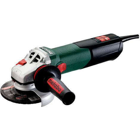 Metabo WE 17 125 Quick Meuleuse d'angle 1700 W 3,7 Nm Poign' MVT 600515000