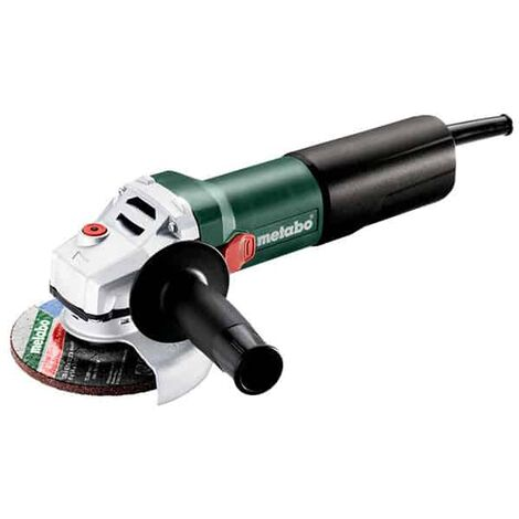 Metabo WQ 1100 125 (610035000) MEULEUSES D'ANGLE 1100 W, 125 mm 3,5Nm CARTON