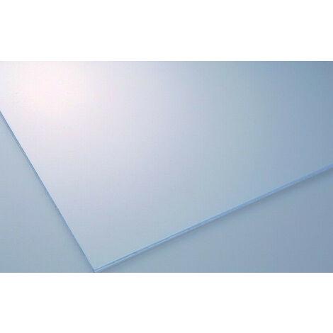 Metacrilato - Cristal Sintetico Transparente 2 Mm 50X100 Cm - IBERBRICO - 51Tv00G020