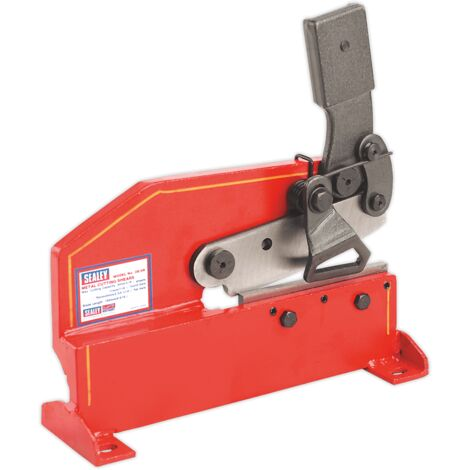 Metal Cutting Shears 5mm Capacity 11mm Round