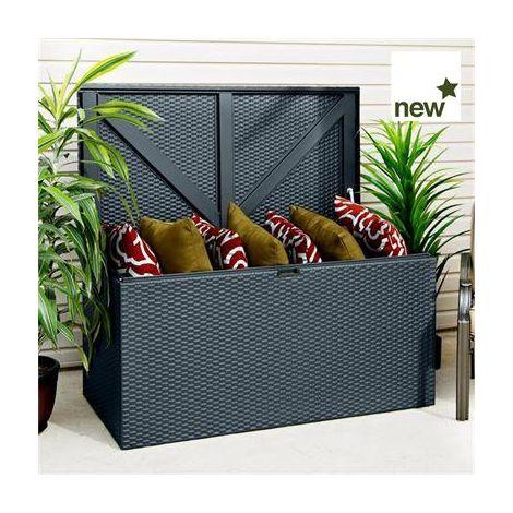 Metal Deck Box (Antracite)