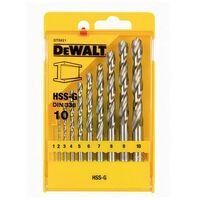 Metal Drill Sets