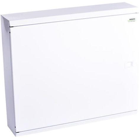 Metal Electrical Box Emfs2 48W V / A Ip40, 2 Rindas, 48Mod. - Noark