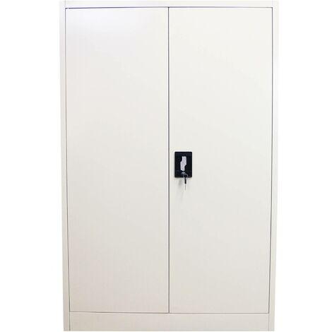 Metal Filing Cabinet 140cm