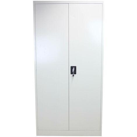 Metal Filing Cabinet 180cm