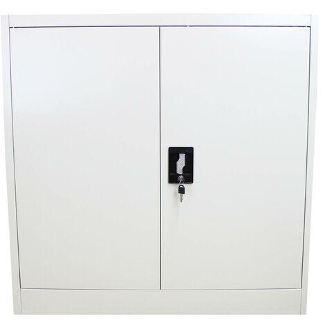 Metal Filing Cabinet 90cm