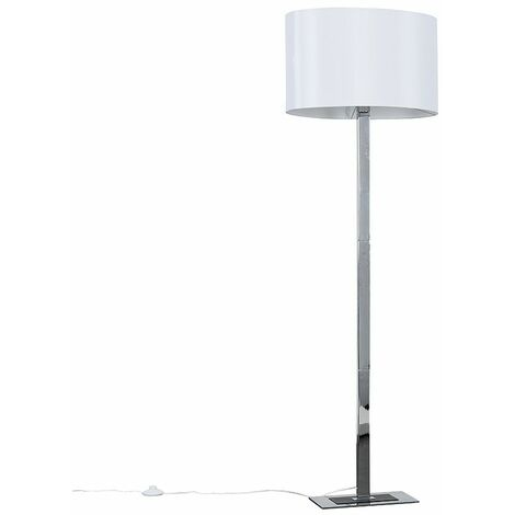 Metal Floor Lamps Two Tone Lamp Shades Light