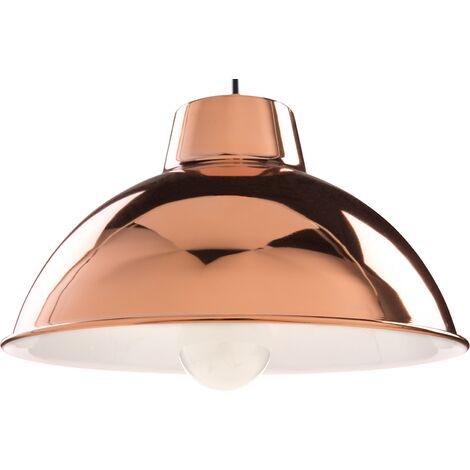 Metal Pendant Light Copper GALLATIN