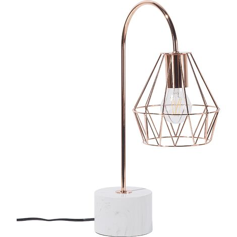 Metal Table Lamp Copper MOONI