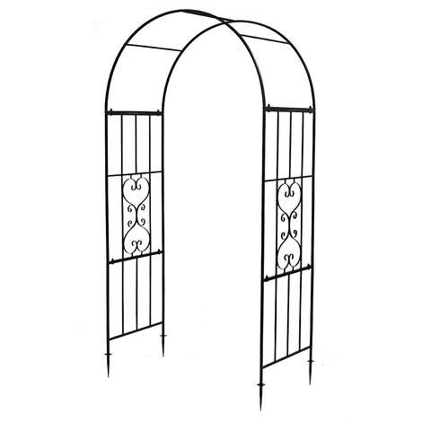 Metal Wedding Arch Door Garden Arch