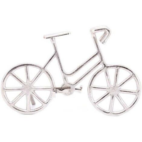 Metallic Bike Ornament