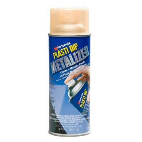 Metallic paint finish aerosol Plasti Dip copper 400ml
