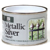 Metallic Silver Paint- 200ml