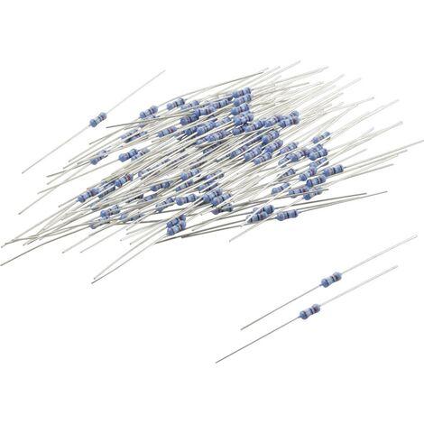 Barthelme Kohleschicht-Widerstand Sortiment axial bedrahtet 0207 0.5W 5/% 400St.